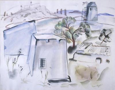 FH1019; Outside the Wall, Ibiza