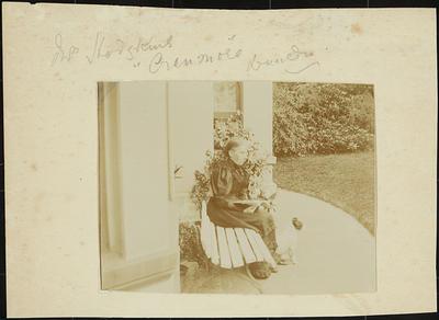 RC2015/4/4/37; Mrs Hodgkins, Cranmore, Dunedin