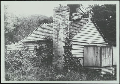 The Wash House, Cranmore Lodge, Dunedin