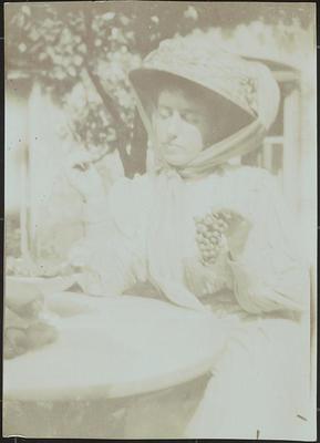 Frances Hodgkins, Montreuil-sur-Mer