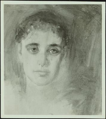 RC2015/4/4/128; Portrait of Ethel McLaren', 1894