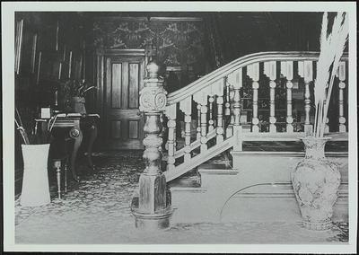 Scott House Interior