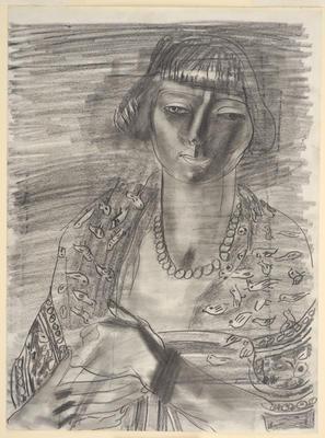 Portrait of Elsie Barling