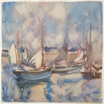 Untitled [Fishing Boats]