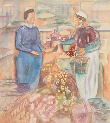 Normandy Vegetable Market