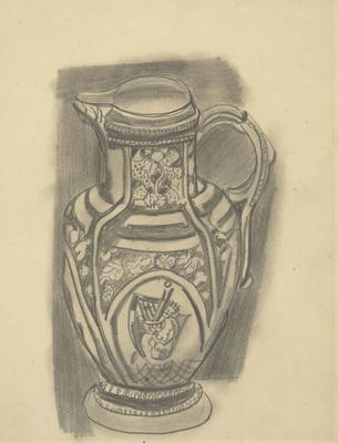 Jug with a Lid