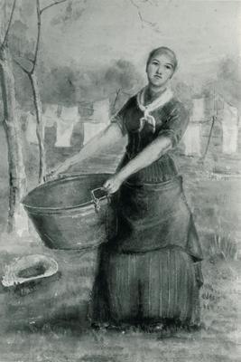 Washing Day at Cranmore