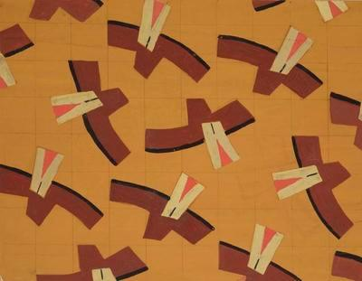 Untitled (Textile Design no IV)