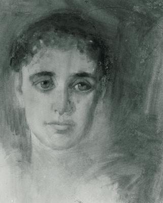 FH0119; Portrait of Ethel McLaren
