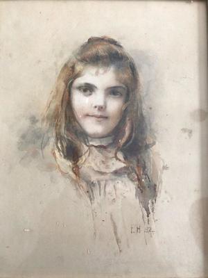 Portrait of Dorothy Bartleman