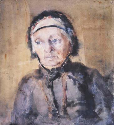 FH0143; Old Woman