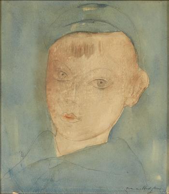 FH1285; Head of a Boy