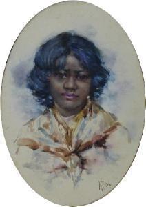 Untitled [Maori Girl]