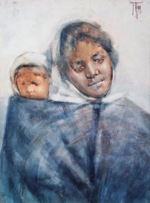Maori and Baby