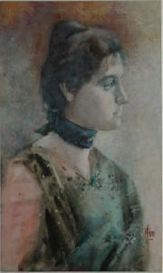 Miss Florence Ellen Stafford