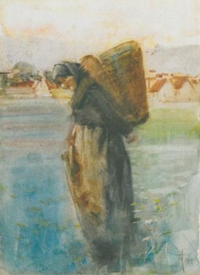 FH0333; A Normandy Peasant