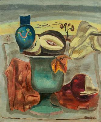 Frances Hodgkins: Kapiti Treasures