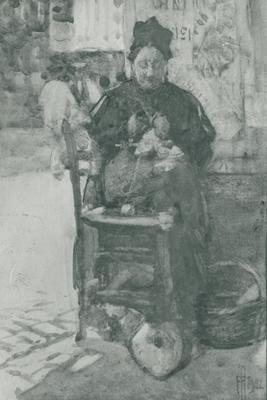 Breton Woman