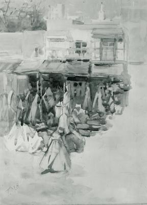 Bazaar, North Africa
