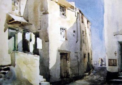 A Moroccan Lane