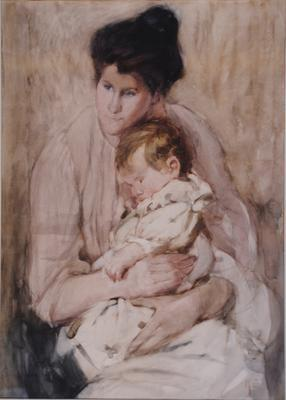 FH0456; Mother and Child