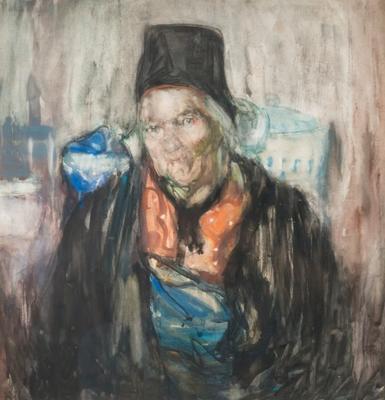 Old Dutch Woman