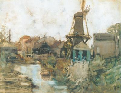 FH0500; Dutch Canal