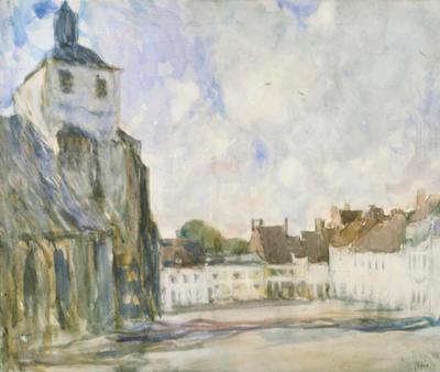 FH0501; Village Square