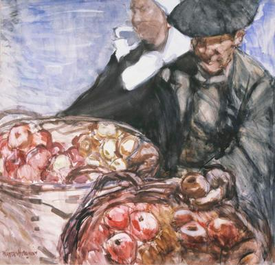 FH0552; The Apple Sellers