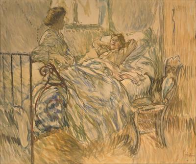 FH0562; The Convalescent