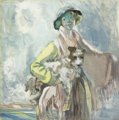 Portrait of Miss Beatrice Wood