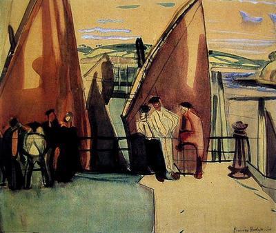 Fishing Boats Douarnenez
