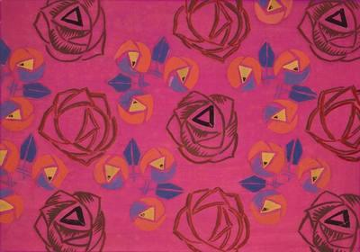 Untitled (Textile Design no V)