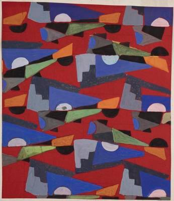 Untitled (Textile Design no VIII)