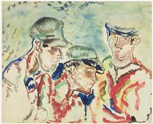 Three French Sailors