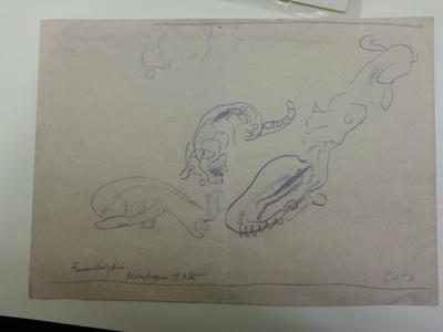 Sketch of Cats, Martigues