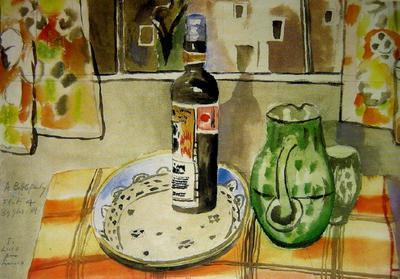 A Bottle Party