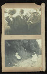 Mrs and Mr Seddon; Lady Caroline Knox and Frances Hodgkins [recto]; Unidentified Boat Race; Unidentified Sailing Club [verso]