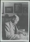 J H Scott in his Home, 1898