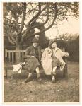 Frances Hodgkins and Dorothy Selby
