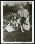 Frances Hodgkins and Mrs Coggan