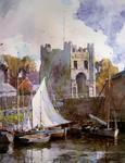 (Untitled) Fishing Boats