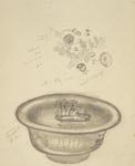 Bowl with Flower Detail - Notes for Colour